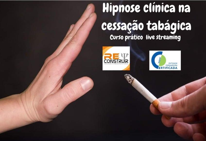 ReConstruir - Psicologia & Desenvolvimento Pessoal - Hipnose Clínica na Cessação Tabágica