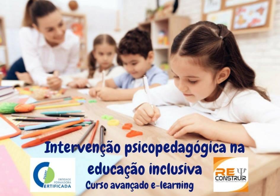 ReConstruir - Psicologia & Desenvolvimento Pessoal - Intervenção Psicopedagógica na Educação Inclusiva